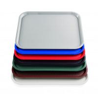 Tablett PP, 41,5x31cm, braun