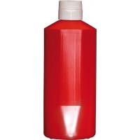 APS Quetschflasche, rot  Ø 9,5 cm, H: 25,5 cm