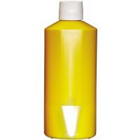 APS Quetschflasche, gelb Ø 9,5 cm, H: 25,5 cm