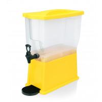 Saftdispenser - 14 Liter - gelb - Polypropylen