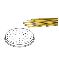 Nudelformscheibe Spaghetti Chitarra 57