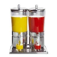 APS Saftdispenser DUO -TOP FRESH-  42 x 32 cm, H: 52 cm