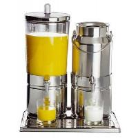 APS Saft- und Milchdispenser MIX 42 x 35 cm, H: 52 cm