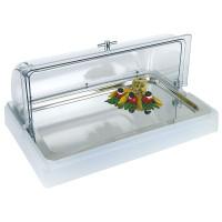 "Kühlbox ""TOP FRESH"" 4-teilig, 56,5x35cm, ohne Haube, weiss"