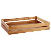 APS Holzbox -SUPERBOX- 55,5 x 35 cm, H: 10,5 cm