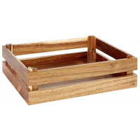 APS Holzbox -SUPERBOX- 35 x 29 cm, H: 10,5 cm