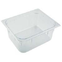 APS GN 1/4 Polycarbonat Behälter 26,5 x 16,2 cm, Tiefe: 65 mm