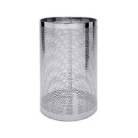 Papierkorb / Schirmständer perforiert, Durchmesser: 25 cm, Höhe 50 cm