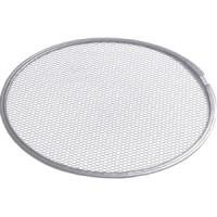 Pizza Screen/Gitter aus Aluminium- Streckgewebe, Durchmesser: 20 cm