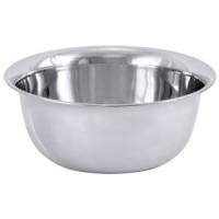 Küchenschüssel 18/10, seidenmatt poliert, Randdurchmesser: 35,5 cm, Volumen: 11 Liter