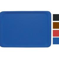 Schichtstofftablett rutschfest GN 1/1, blau