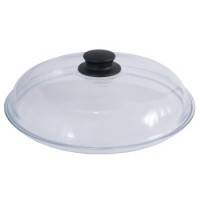 Pyrex-Glasdeckel 32 cm 32cm Durchmesser