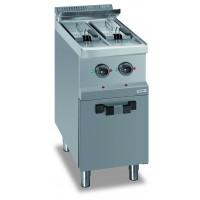 Elektrofritteuse Dexion Serie 77 - 40/70 7+7 Liter