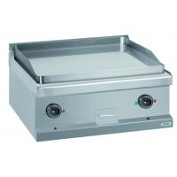 Elektrogrillplatte Dexion Serie 77 - 70/70 glatt, verchromt - Tischgerät