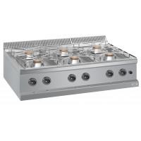 Gasherd Dexion Serie 77 - 110/70 42 kW | Kochtechnik/Herde/Gasherde