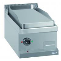 Gasgrillplatte Dexion Serie 77 - 40/70 glatt - Tischgerät