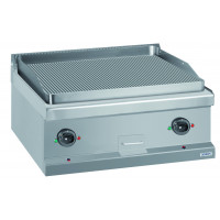 Gasgrillplatte Dexion Serie 77 - 70/70 gerillt - Tischgerät