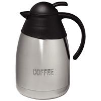 Isolierkanne aus Edelstahl 1,5 Ltr. COFFEE