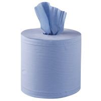 Jantex Handtuchrollen Jantex blau, 2-lagig - 6 Rollen