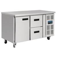 Kühltisch Polar 1/2 | Kühltechnik/Kühltische/Gastro-Kühltische/Gastro-Kühltische 700
