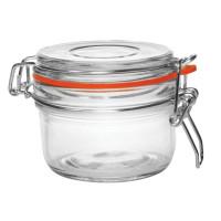 Einmachglas mit Bügelverschluss - Volumen 125ml