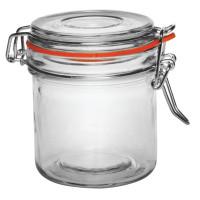 Einmachglas mit Bügelverschluß - Volumen 350ml