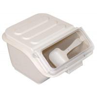 Vogue Lebensmittelbehälter mit Schiebedeckel - 23l | Lager & Transport/Lebensmittelaufbewahrung/Vorratsbehälter/Vorratscontainer