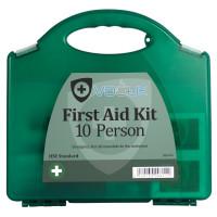Erste Hilfe Kasten - für 10 Personen Erste Hilfe Kasten
