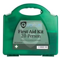 Erste Hilfe Kasten - für 20 Personen Erste Hilfe Kasten