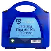 Erste Hilfe Kasten - Catering Set - 10-teilig