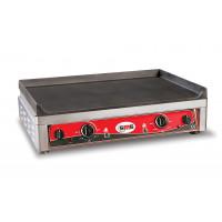 GMG Elektro-Grillplatte 70x50 glatt - Tischgerät