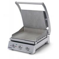 Roband Kontaktgrill 2200 oben gerillt / unten glatt | Kochtechnik/Grills/Kontaktgrills