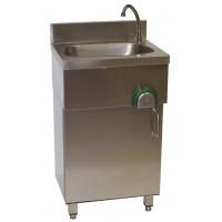Handwaschbecken mit Unterschrank