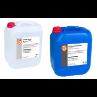 Klarspüler 10 Liter & Geschirr-Reiniger chlorfrei 12 kg