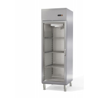 Kühlschrank Profi 700 GN 2/1 - mt Glastür