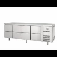 Kühltisch Profi 600 0/8   Kühltechnik/Kühltische/Gastro-Kühltische/Gastro-Kühltische 600