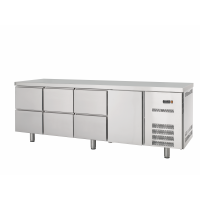Kühltisch Profi 600 1/6   Kühltechnik/Kühltische/Gastro-Kühltische/Gastro-Kühltische 600