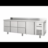 Kühltisch Profi 600 1/6 mit Aufkantung