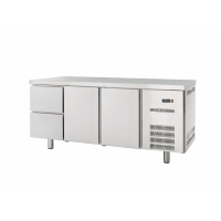 Kühltisch Profi 600 2/2 | Kühltechnik/Kühltische/Gastro-Kühltische/Gastro-Kühltische 600