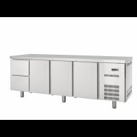 Kühltisch Profi 600 3/2 | Kühltechnik/Kühltische/Gastro-Kühltische/Gastro-Kühltische 600