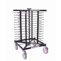 Jackstack Tellerwagen auf Rädern für 52 Teller | Lager & Transport/Geschirr- & Glastransport/Tellerstapler
