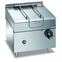 Elektro Kippbratpfanne Lux 980 - 90/80 - handbetriebene Neigung