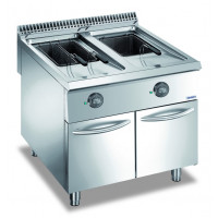 Elektro-Fritteuse Dexion Lux 980 - 80/90 18+18 Liter