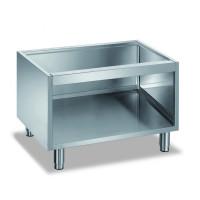 Unterbau Dexion Serie 77 - 70 x 59,5 offen  Kochtechnik/Neutrale Elemente & Untergestelle