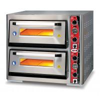 GMG Pizzaofen LUX 4+4 33cm 400V