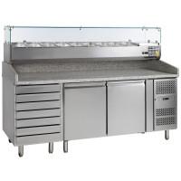Pizzakühltisch PT 1310