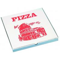 Papstar Pizzakarton, 26x26 cm - 100 Stück