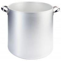 Bouillonkessel 36 cm Aluminium, Höhe 50cm, Inhalt: 100 Lt.