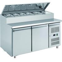 Belegstation ECO 2000 für 7x GN 1/3 R290 | Kühltechnik/Kühltische/Belegstationen