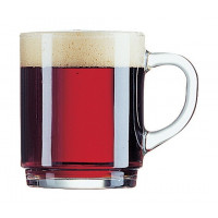 Arcoroc Tee-/Glühweinbecher stapelbar 25cl Füllstrich bei 0,2l